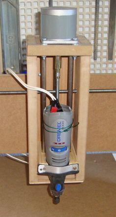 Como construir una fresadora CNC casera de 3 ejes con Arduino y A4988 (Parte 1 - Estructura) - Ikkaro
