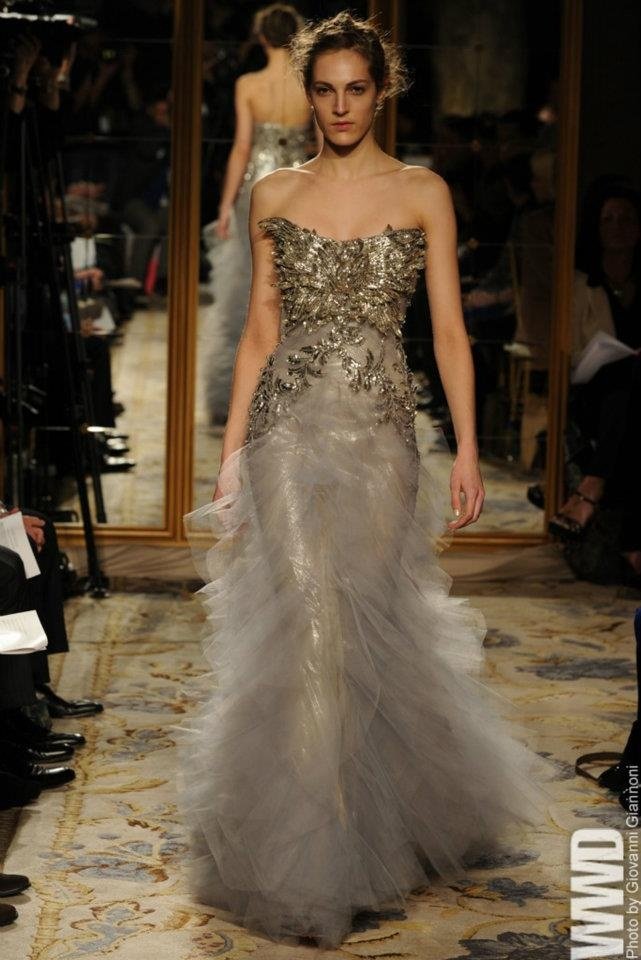 Marchesa: Fashion Weeks, Covet Style, Gowns, Fall 2012, New York Fashion, Marchesa Rtw, Rtw Fall, Oscars Dresses, Marchesa Nyfw