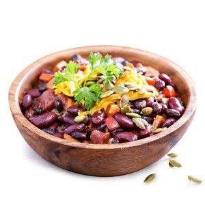 Chili Vegetariano Senza Glutine MinceurD
