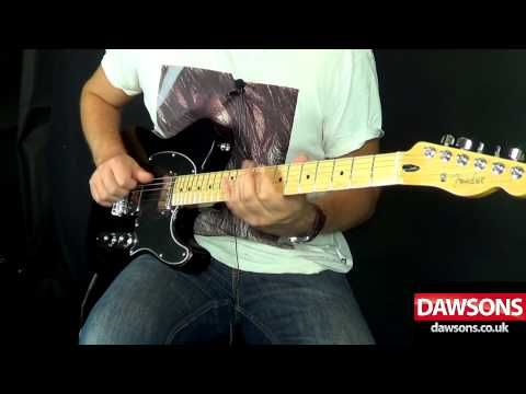 Fender Blacktop Telecaster HH Electric Guitar Review - Tronnixx in Stock - http://www.amazon.com/dp/B015MQEF2K - http://audio.tronnixx.com/uncategorized/fender-blacktop-telecaster-hh-electric-guitar-review/