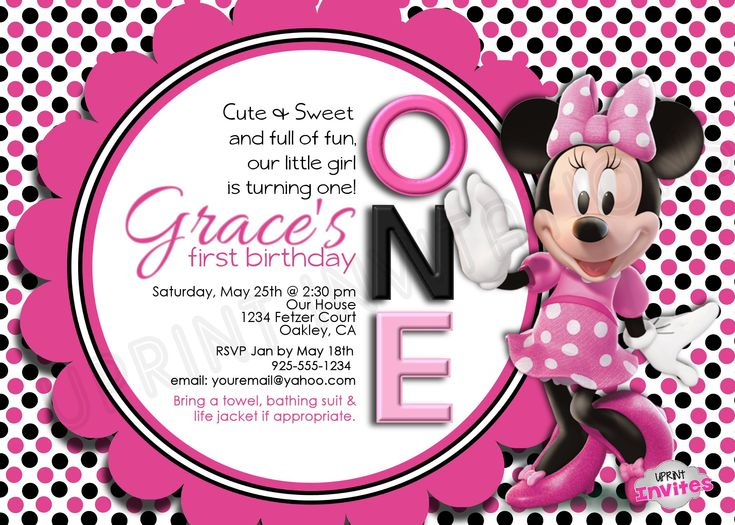 10+ images about Girl Invitations on Pinterest | Shops, Digital ...