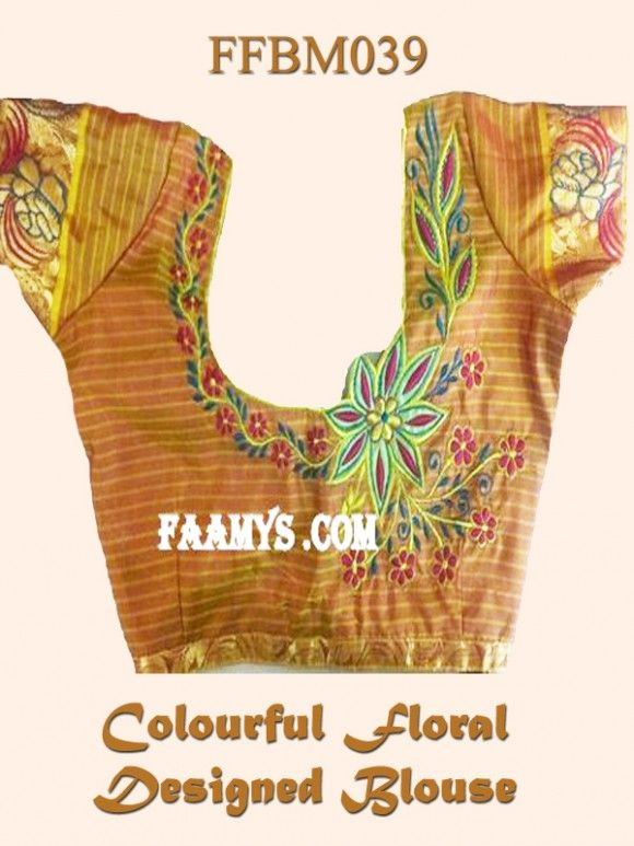 Faamys, Online Store For Clothing, Tailoring and Embroidery,garments Low range sarees,Salwars,Hand Embroidery , Product Categories Machine Embroidered Blouses