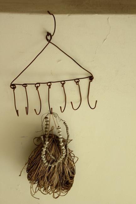 Iron Hook Hanger - 7 | IRRE