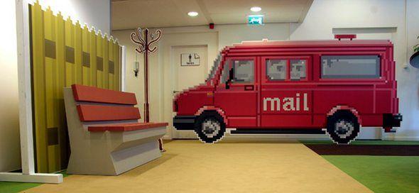 Atât de real, n-ai cum să nu simți că ești parte din poveste. Sursa: birourile ILSE media, Netherlands (HQ)
