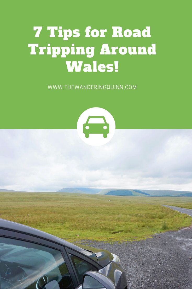 7 Tips for Road Tripping Around Wales | The Wandering Quinn