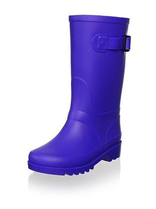 63% OFF igor Kid's Piter Rain Boot (Blue)