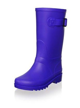 55% OFF igor Kid's Piter Rain Boot (Blue)