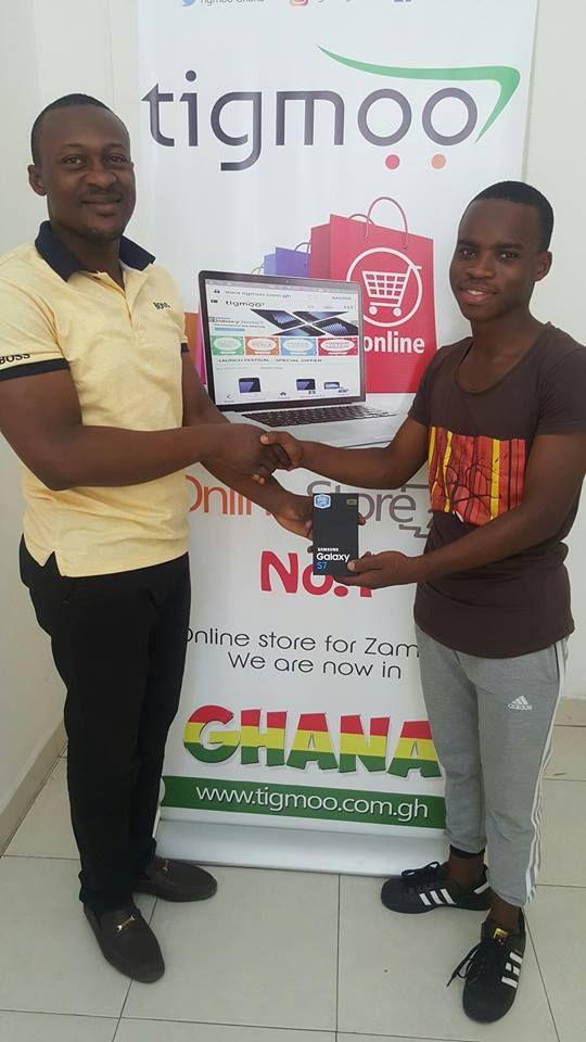 Meet the Mega Winner of Launch Festival Contest Ghana