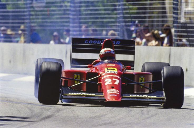 top F1 cars: Ferrari 640