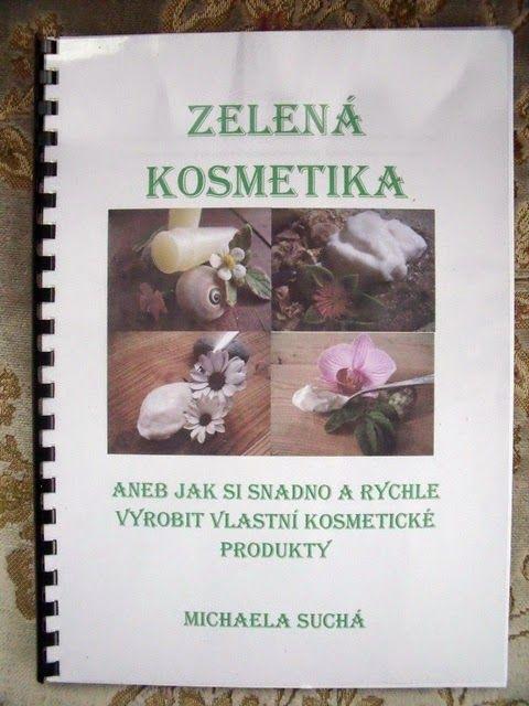 Přírodní kosmetika - velká pracovní kniha