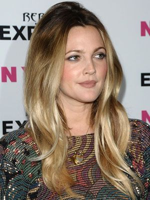 { Drew Barrymore's Hair }