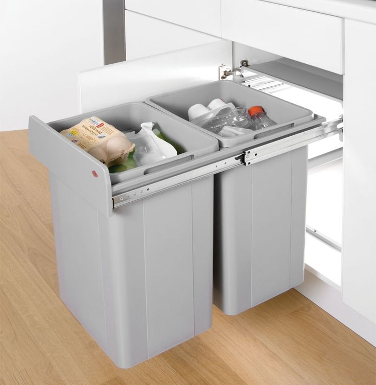 kitchen recycling bins for cabinets 15 best wesco waste bins images on 8406