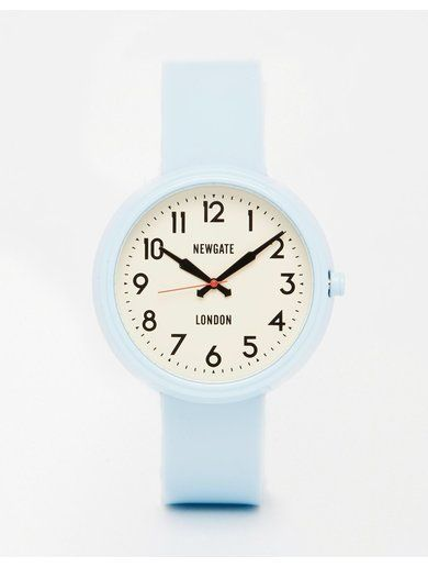 Newgate Kitty Blue Electric Watch - Blue