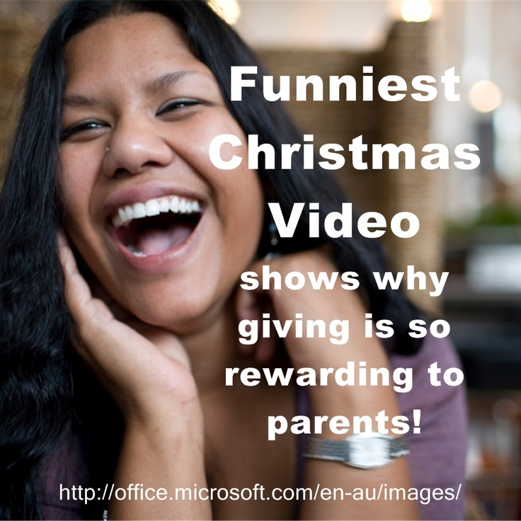 Funny Christmas video shows why giving is so rewarding to parents! #funny video