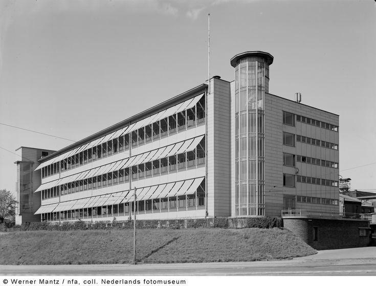 Hoofdkantoor van de Oranje Nassau Mijnen, Heerlen (1938-1939)