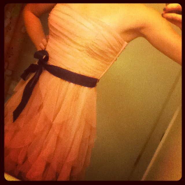 Grad dress!! <3