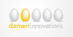 Logo - Damen Innovations
