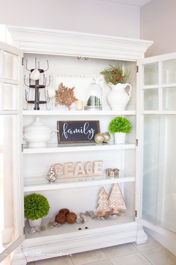 Coffee Hutch Diy