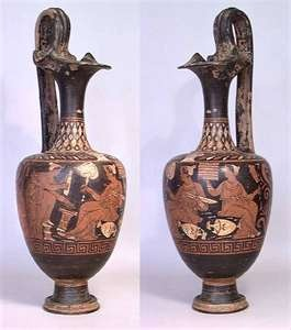39 best images about pottery and ceramics on pinterest for Ancient greek pottery decoration