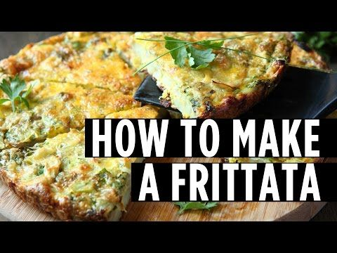 This frittata recipe will change brunch FOREVER!