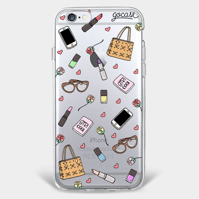 Custom Phone Case Patches Girls