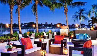 Spa Hotels Palm Beach County