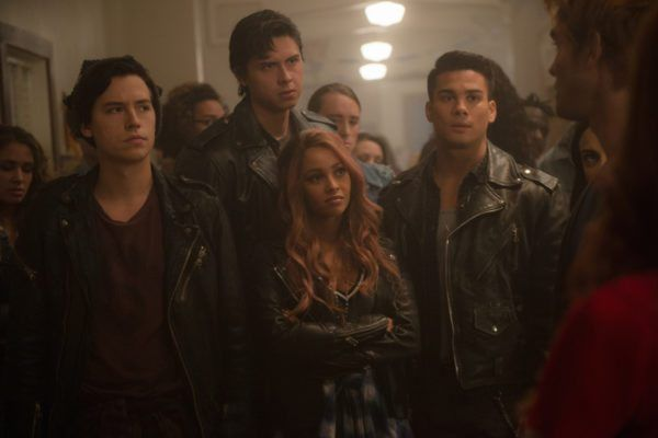 "Riverdale season 2 episode 10 review: The Blackboard Jungle          This review contains spoilers.    2.10 The Blackboard Jungle    As this week opens, Pops puts away the holiday decorations in preparation for the downright Westerosian long winter that lies ahead as Jughead gravely informs us that Riverdale has become ""one of those towns"" where only bad things seem to happen. But with the Black Hood seemingly vanquished, things have returned back to normal.    Attention!!! This is Just an…"