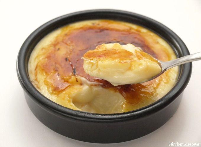 Crema catalana - MisThermorecetas.com