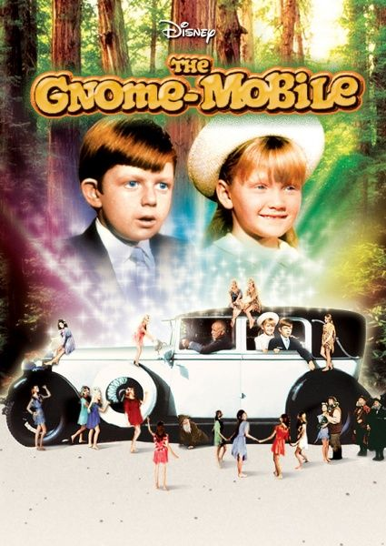 A review of Disney's 1967 film The Gnome-Mobile