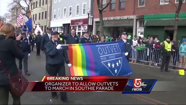 Los organizadores del desfile del Día de St. Patrick reconsideran su decisión y permitirán que el grupo de veteranos gays, OUTVETS, participe finalmente en el desfile, aunque sin dejar claro el modo en el que lo harán tras oponerse a que mostraran símbolos LGBT como el arco iris