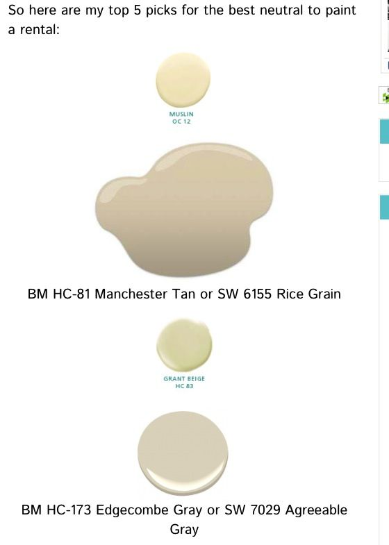 Best neutral paints colors for your rental   Ben Moore Paint Colors  Muslin  OC1225  best Grant beige ideas on Pinterest   Benjamin moore beige  . Great Neutral Paint Colors Benjamin Moore. Home Design Ideas
