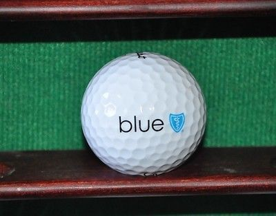 Blue Shield Insurance logo golf ball. Titleist. Excellent