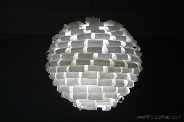 DIY  Lanterns : DIY Paper Lamp