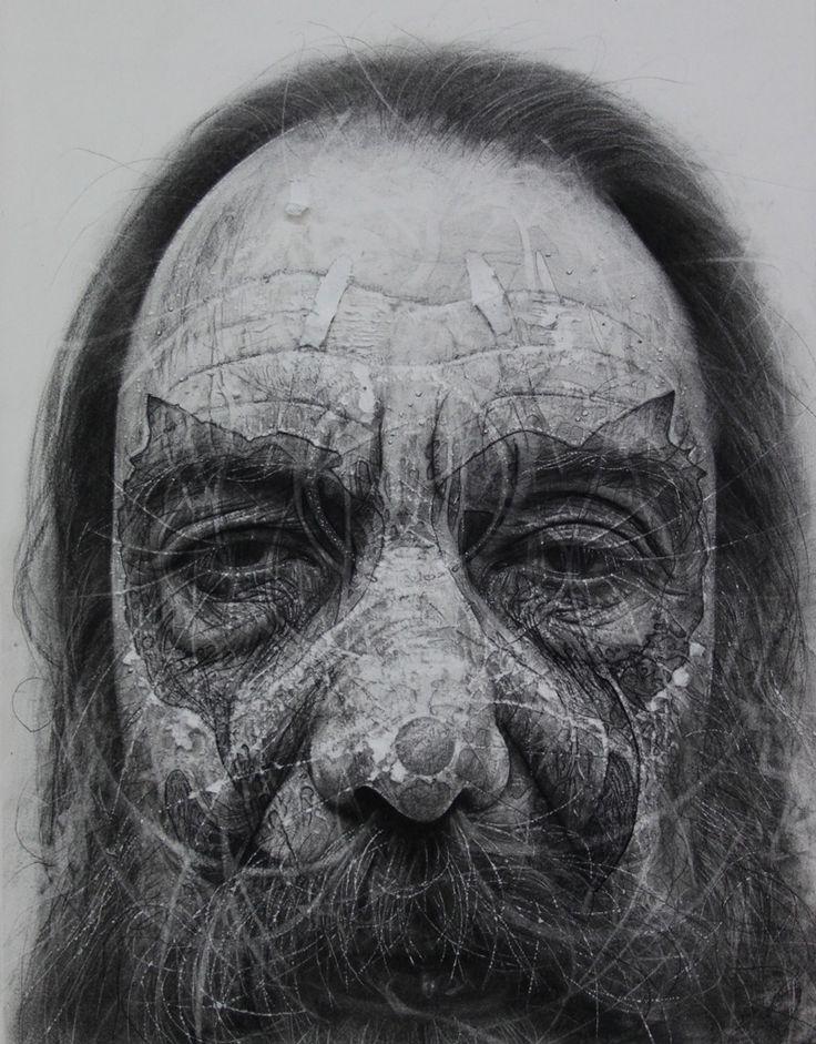 Best Hyperrealism Images On Pinterest Hyperrealism - Artist uses pencils to create striking hyper realistic portraits