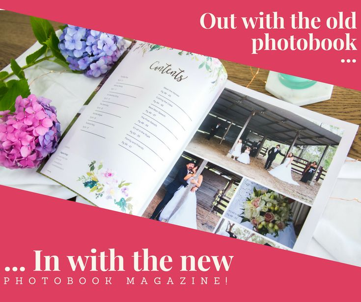 Forget the old template photo books. We'll design your custom photobook magazine using your photos and tell your story.