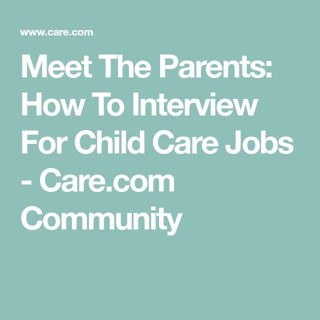 best 25  child care jobs ideas on pinterest