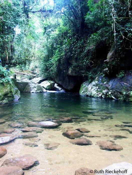Tarzan Pool, Paraty, Brazil