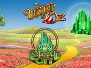 Wizard Of Oz Road To Emerald CIty at SlotsMagic Casino