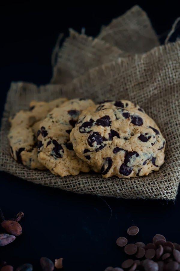 Recetas de Mon: Las mejores cookies del mundo y super fáciles de hacer.