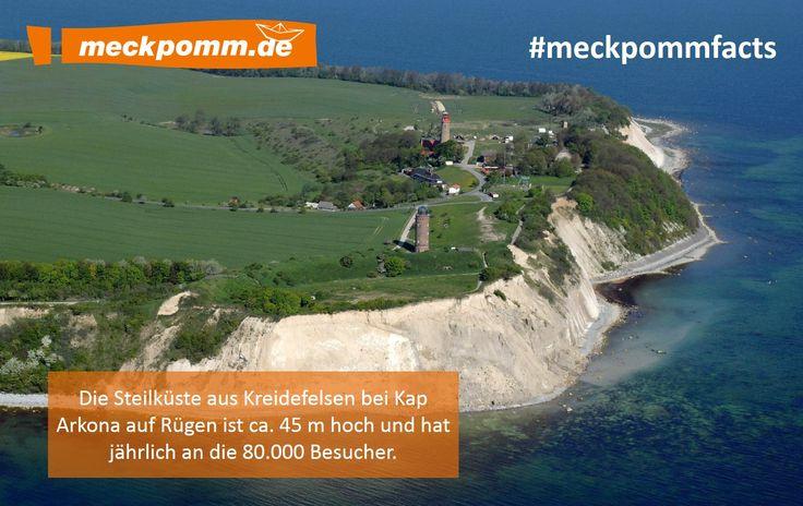 #meckpommfact #ruegen #ostsee #kueste #meckpomm