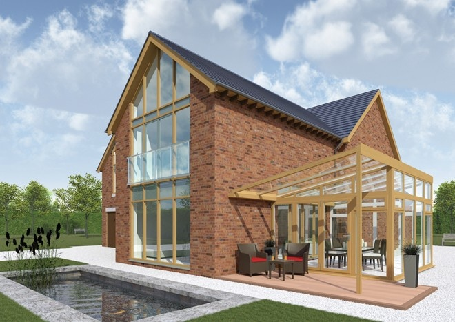 Eurocell UPVC bespoke conservatory roofs http://www.eurocell.co.uk/homeowners/17/conservatories-overview-1