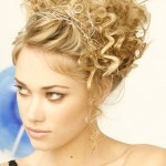curly wedding hairstyles: Hair Ideas, Updo Hairstyle, Curly Updo, Hair Styles, Wedding Ideas, Updos, Beauty, Wedding Hairstyles, Curly Hair