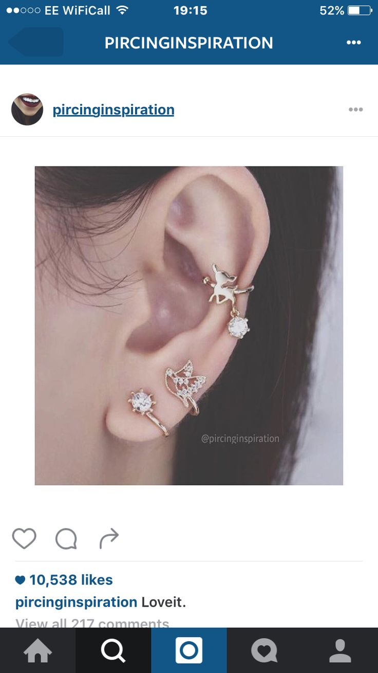 Nose piercing through the middle   best Piercings images on Pinterest  Piercing ideas Earrings
