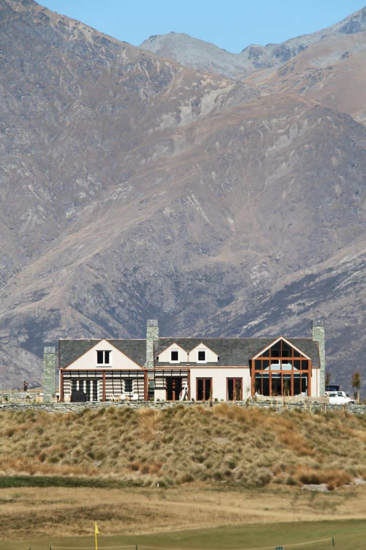 Koia Architects - Millbrook HouseQueenstown
