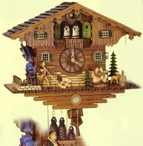 17 Best Images About Cuckoo Clocks On Pinterest Vintage