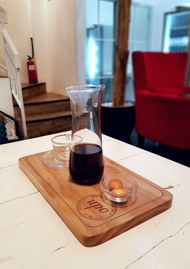 """Manual Brew"", Upo Coffee & Co., Jakarta"