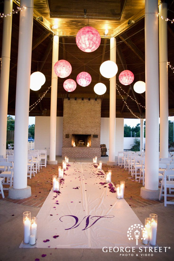 Hmm How Perfect It Even Has The W There Lol Lanterns Create Most Romantic Ceremony When Paired With Candles