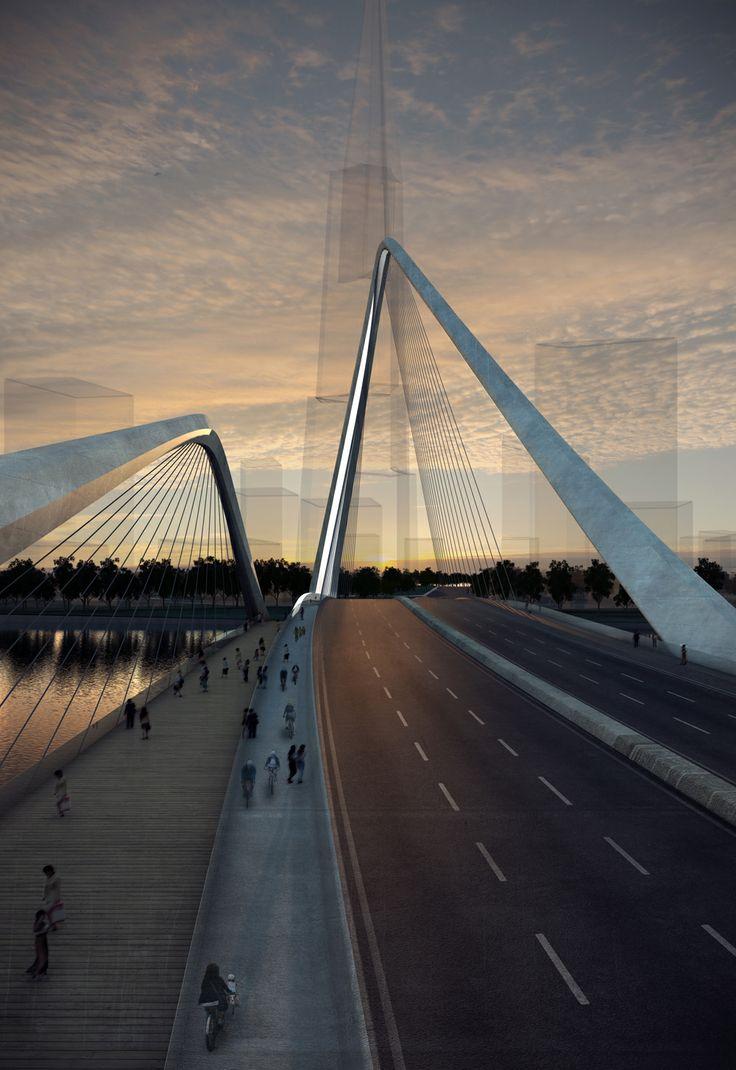10 Design and Buro Happold collaborate on bridge success - Buro Happold
