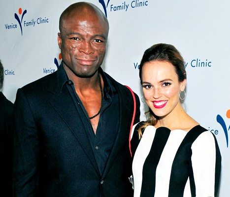 Seal Steps Out With Power Rangers Actress Erin Cahill One Year After Heidi Klum Split  CELEBRITY NEWS MARCH 1, 2013 AT 7:15PM BY USWEEKLY STAFF