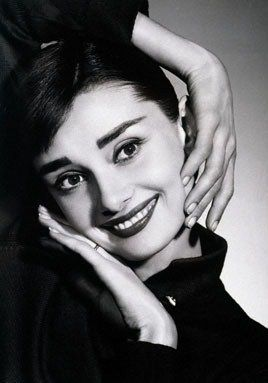 Audrey by Yousuf Karsh, 1956.